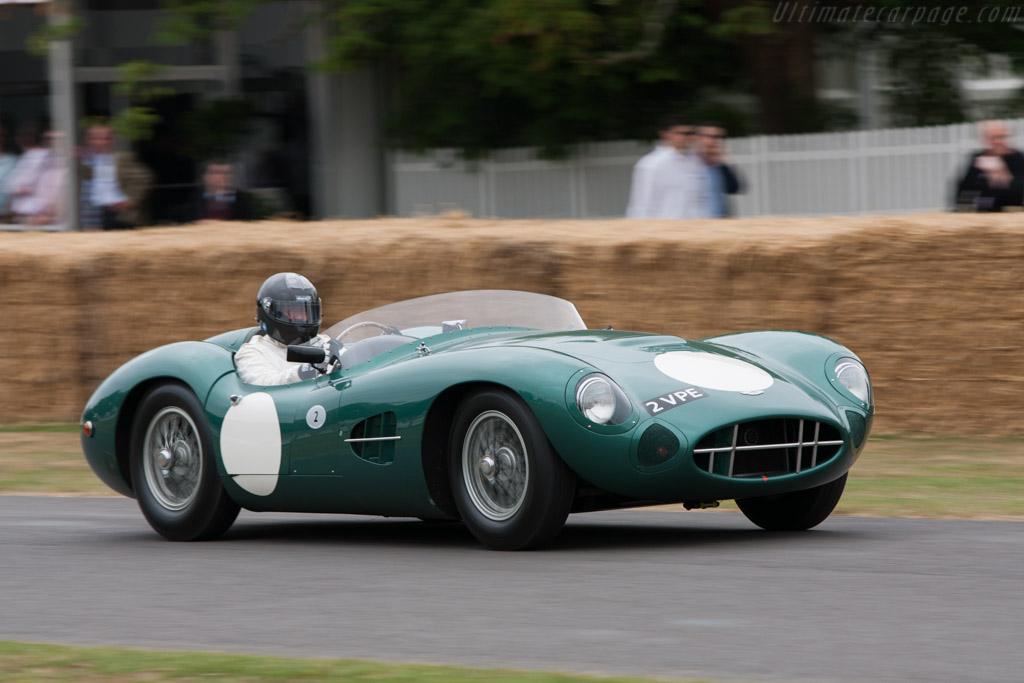 Aston Martin DBR2 - Chassis: DBR2/1   - 2010 Goodwood Festival of Speed