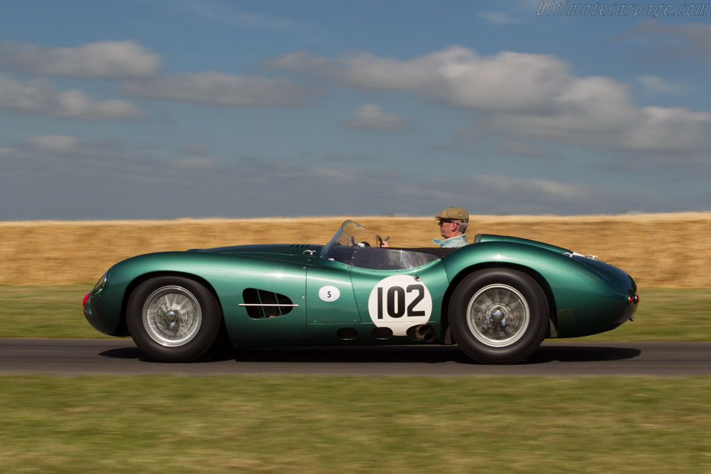 Aston Martin DBR2 - Chassis: DBR2/1   - 2015 Goodwood Festival of Speed