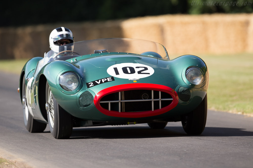 1957 Aston Martin DBR2 - Images, Specifications and Information