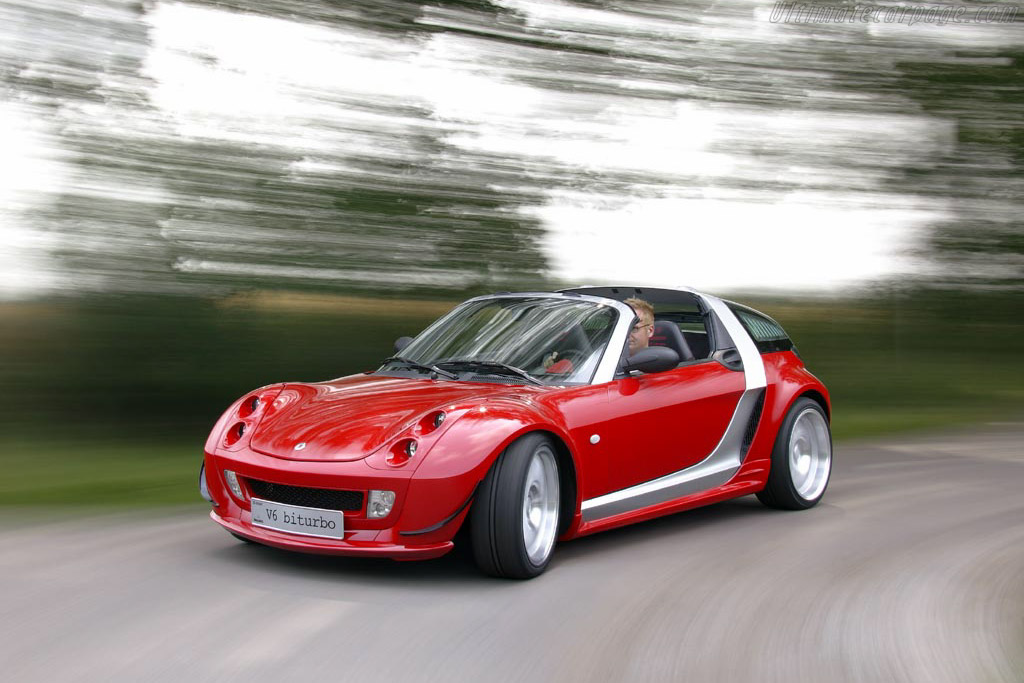 Click here to open the Smart Roadster-Coupe V6 gallery