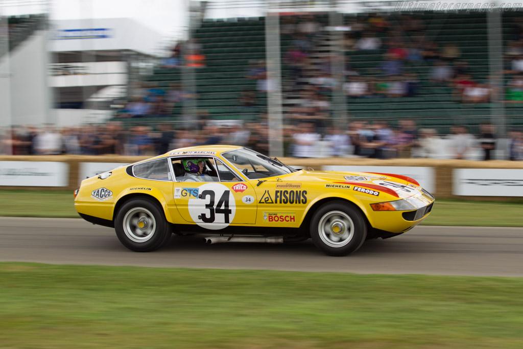 Ferrari 365 GTB/4 Daytona Competizione S3 - Chassis: 16425   - 2017 Goodwood Festival of Speed