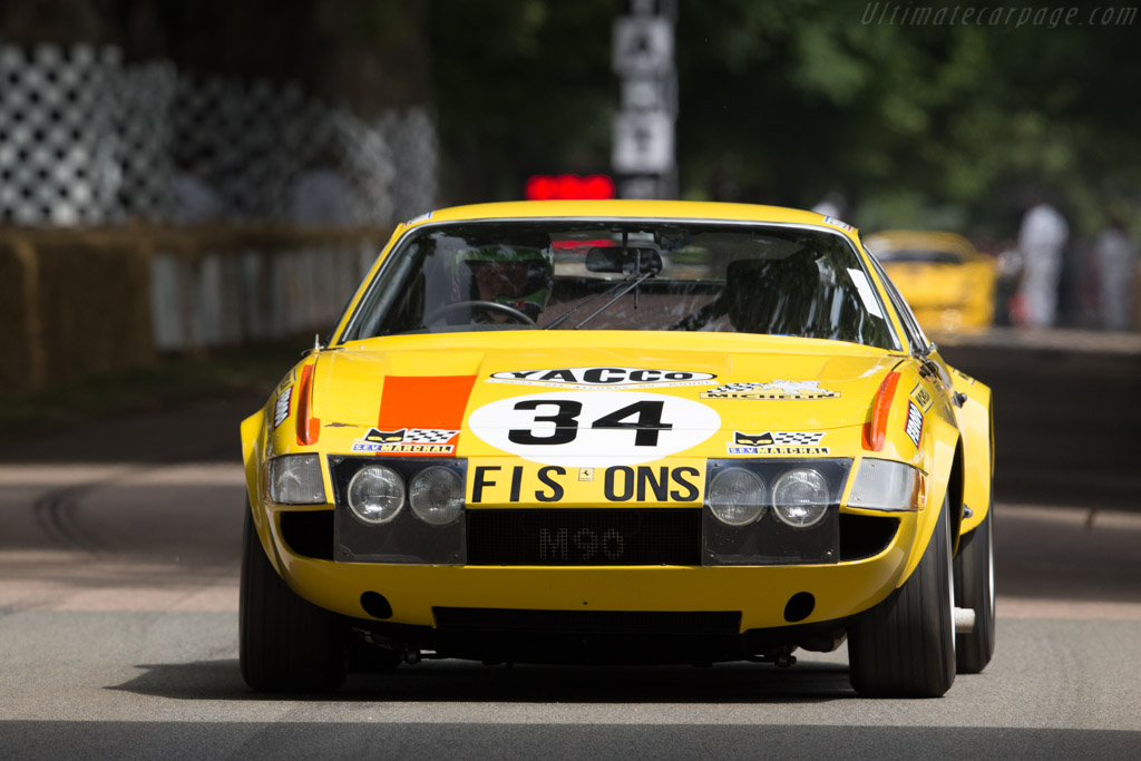 Ferrari 365 GTB/4 Daytona Competizione S3 - Chassis: 16425   - 2017 Goodwood Festival of Speed