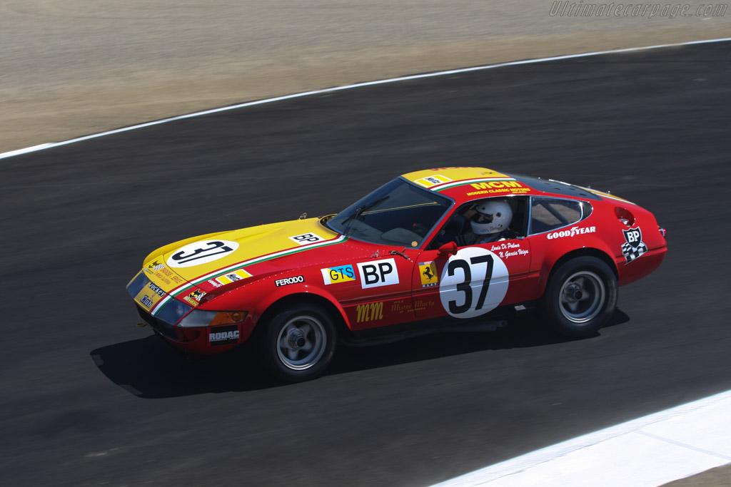 Ferrari 365 Gtb 4 Daytona Competizione S3 Chassis 16367