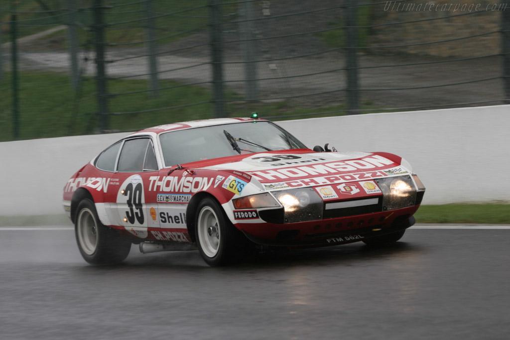 Ferrari 365 GTB/4 Daytona Competizione S3 - Chassis: 16363  - 2005 Le Mans Endurance Series Spa 1000 km