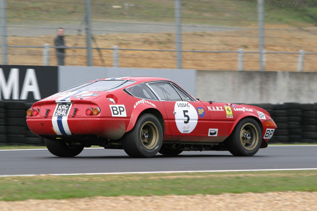 Ferrari 365 GTB/4 Daytona Competizione S3 - Chassis: 16343   - 2004 Tour Auto