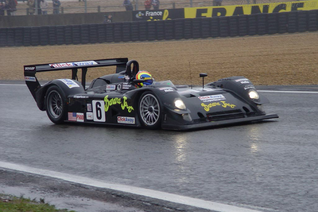 Riley & Scott Mk III C Elan - Chassis: 01-005   - 2003 Le Mans 1000 km