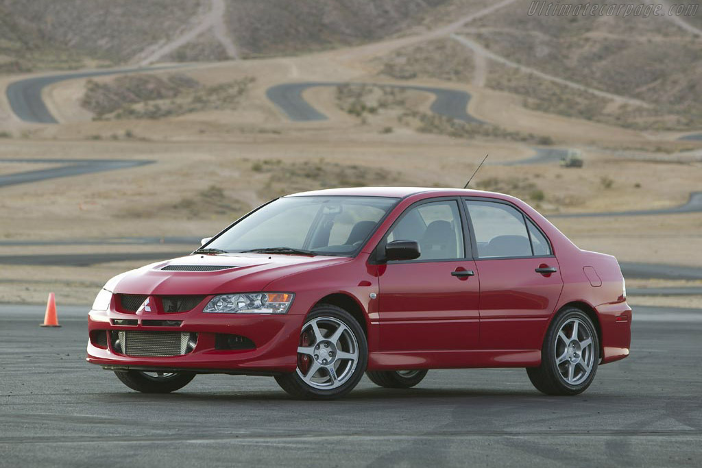 Click here to open the Mitsubishi Lancer EVO VIII RS gallery