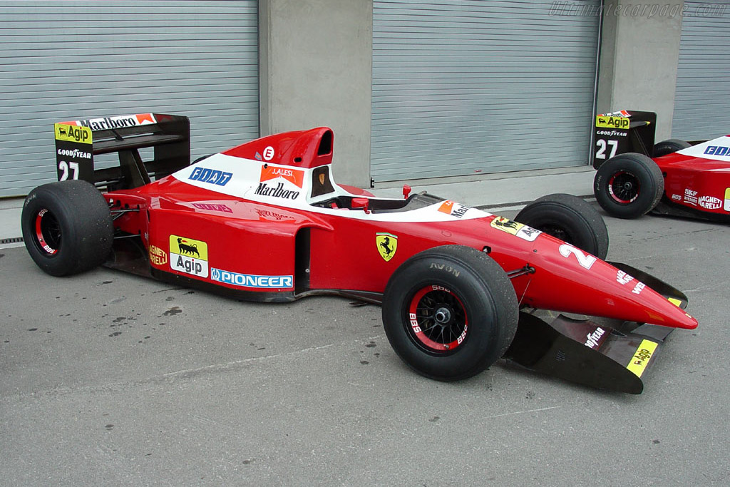 1993 Ferrari F93 A Images Specifications And Information