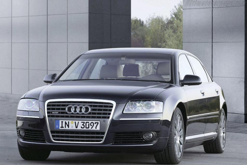 Audi A8 L 6.0 Quattro