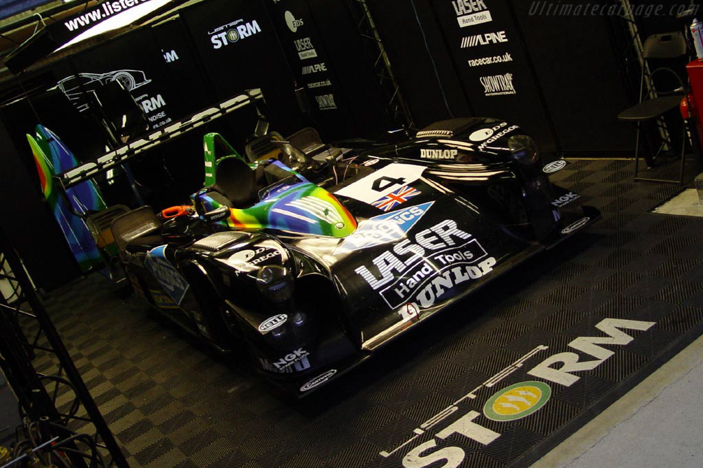 Lister Storm LMP - Chassis: 001   - 2003 Le Mans 1000 km