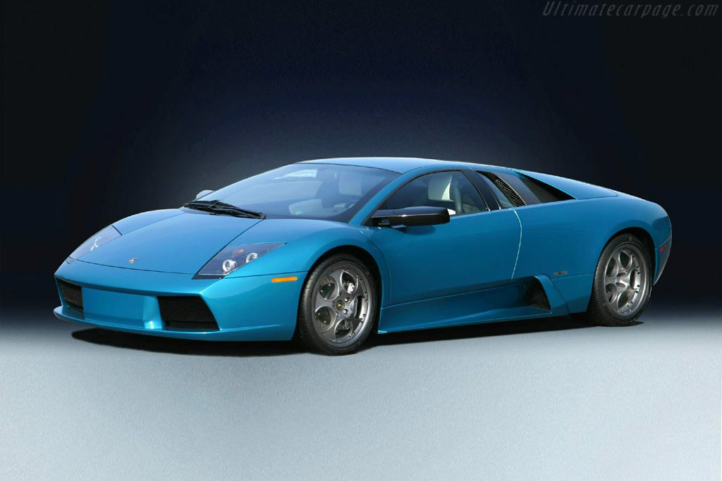 Click here to open the Lamborghini Murciélago 40th Anniversary gallery