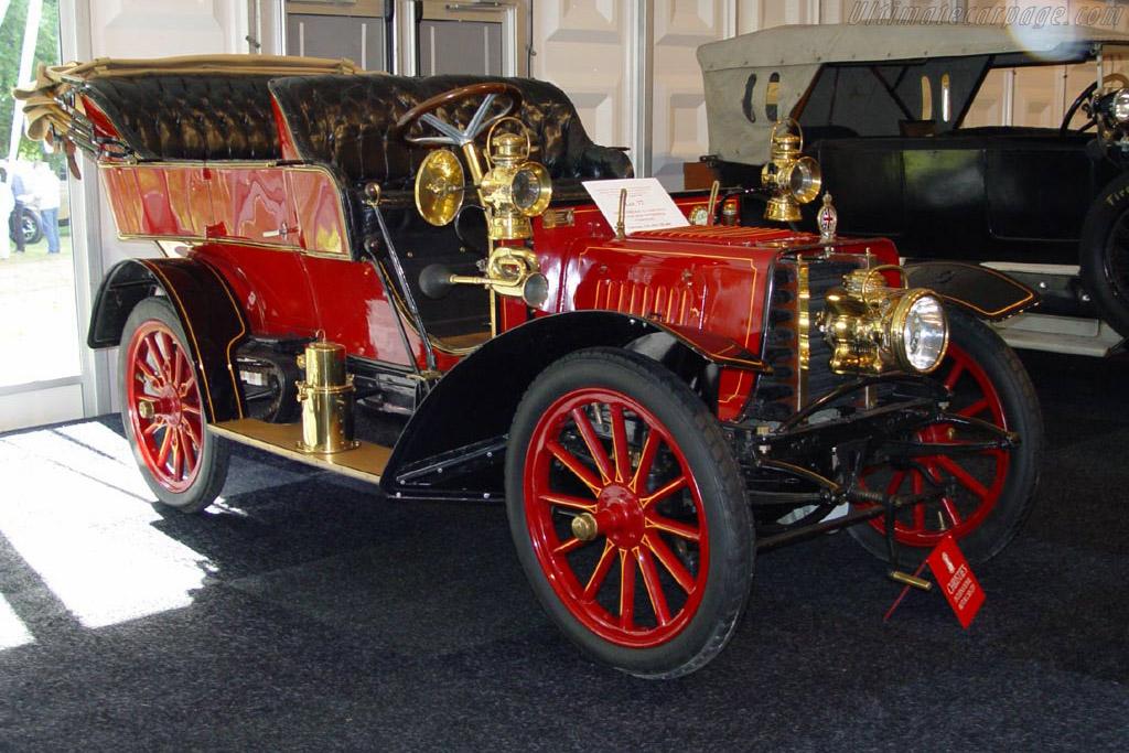 Sunbeam 12/14 HP Side Entrance Tonneau - Chassis: 325   - 2003 Concours d'Elegance Paleis 't Loo