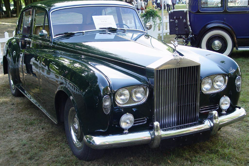 Rolls-Royce Silver Cloud III Saloon - Chassis: LSCX 65   - 2003 Concours d'Elegance Paleis 't Loo