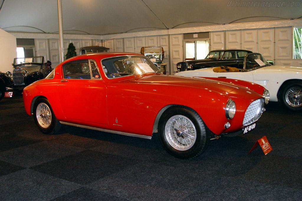 Ferrari 250 Europa Pinin Farina Coupe - Chassis: 0323EU   - 2003 Concours d'Elegance Paleis 't Loo