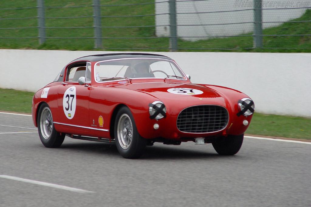Ferrari 250 Europa GT Competizione