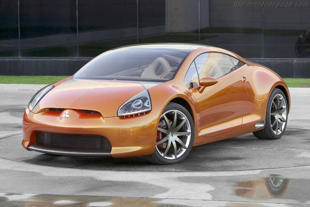 Charmant 2004 Mitsubishi Eclipse Concept E   Images, Specifications And Information