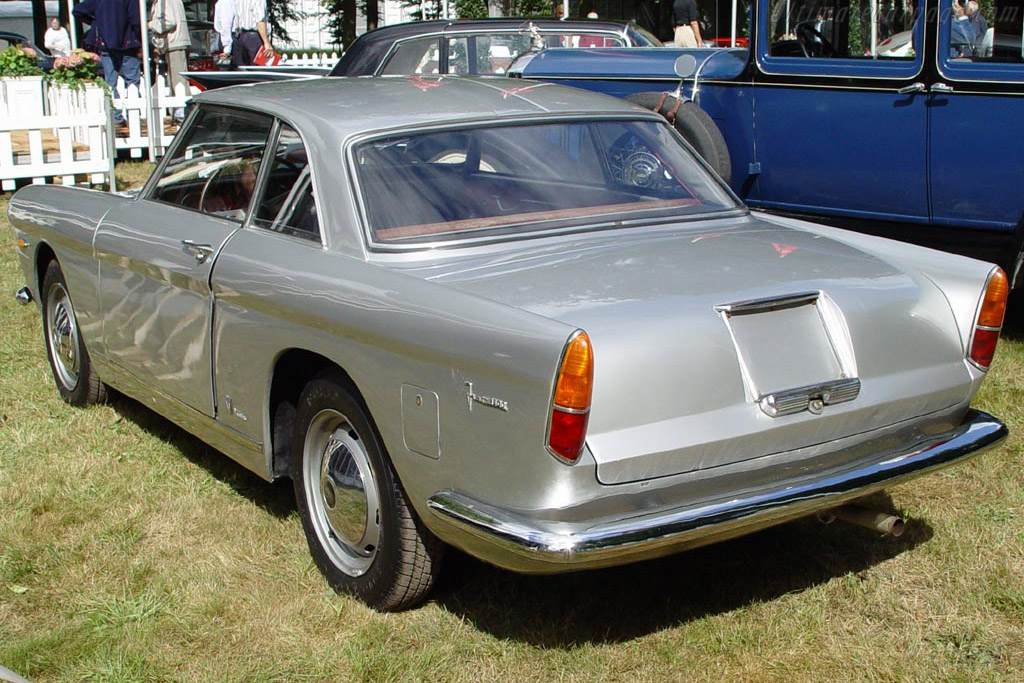 Fiat 1600S OSCA Vignale Coupe - Chassis: 003740   - 2003 Concours d'Elegance Paleis 't Loo