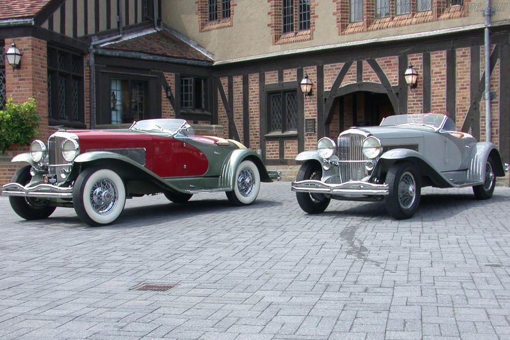 Duesenberg SSJ LaGrande Roadster - Chassis: 2595 J-567   - 2003 Meadow Brook Concours d'Elegance