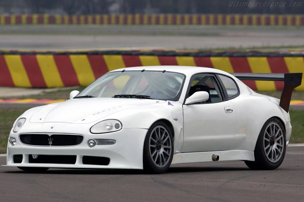 Click here to open the Maserati Coupe Trofeo Light gallery