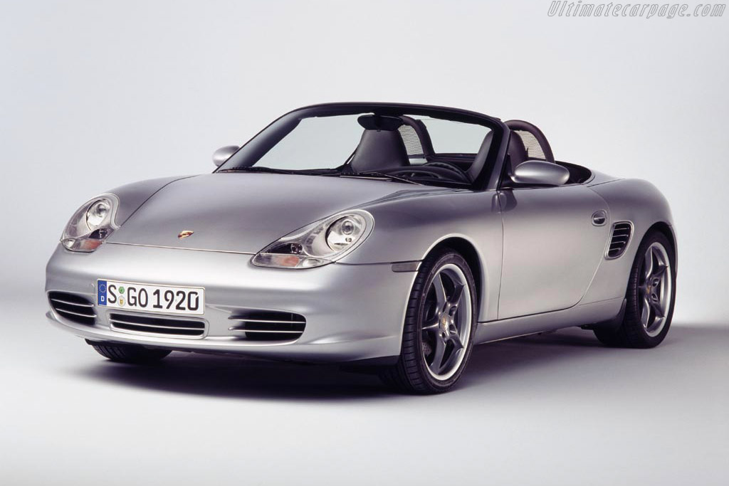 Click here to open the Porsche 986 Boxster S 50th Anniversary gallery