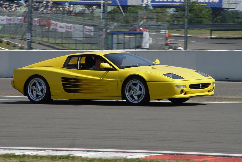 Click here to open the Ferrari F512 M gallery
