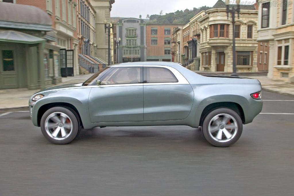 Mitsubishi Sport Truck Concept