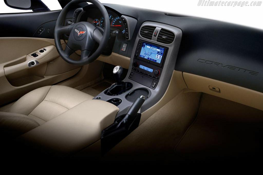 Chevrolet Corvette C6 Coupe
