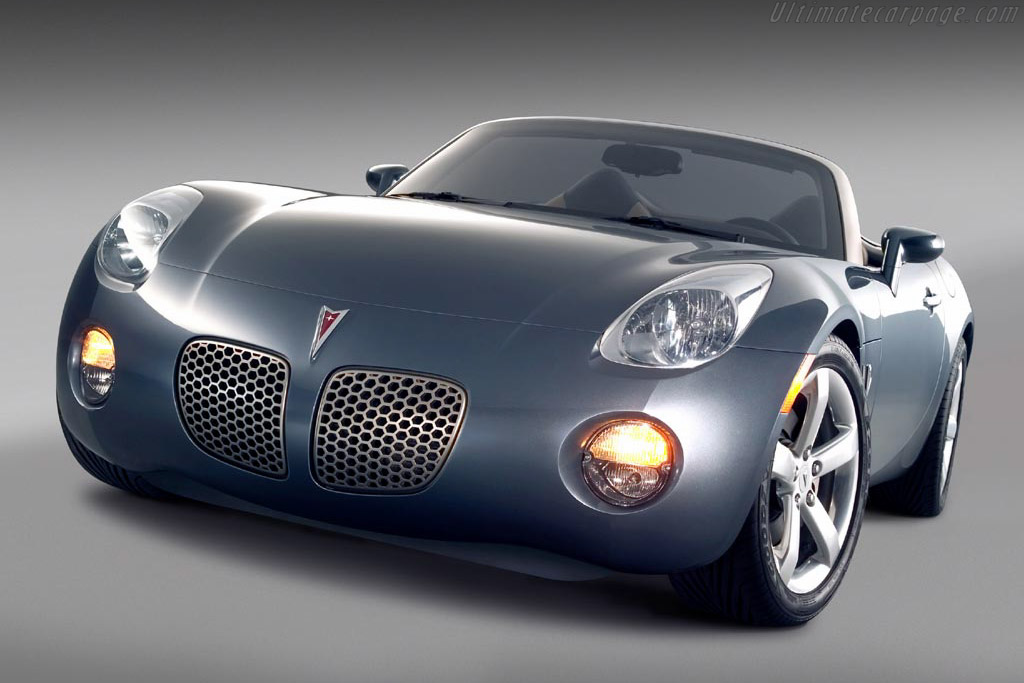 Click here to open the Pontiac Solstice gallery