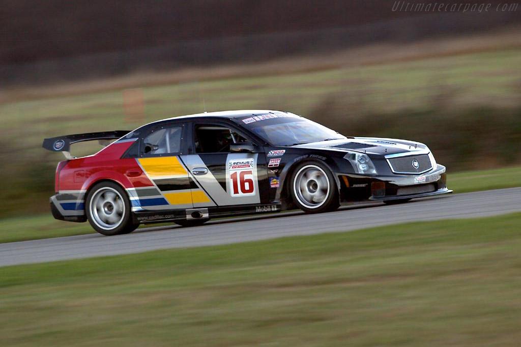 Cadillac cts v racer