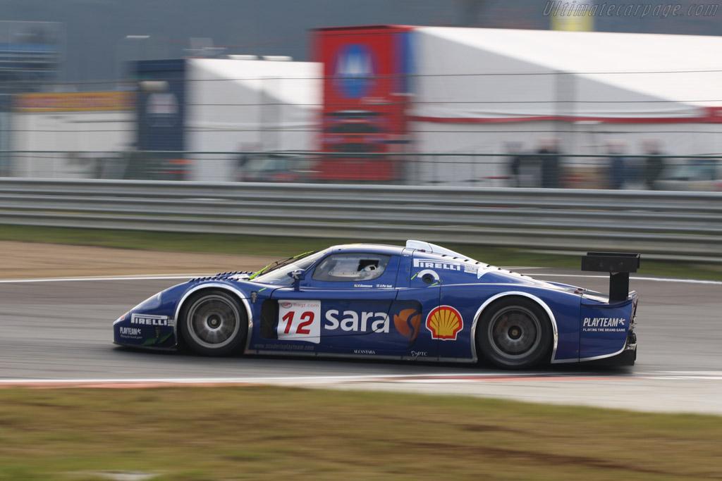 Maserati MC12 Corse - Chassis: 22797   - 2007 FIA GT Zolder