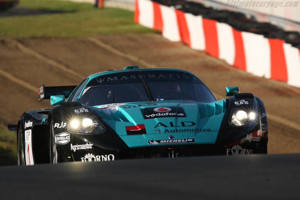 Maserati MC12 Corse - Chassis: 15445   - 2007 FIA GT Zolder