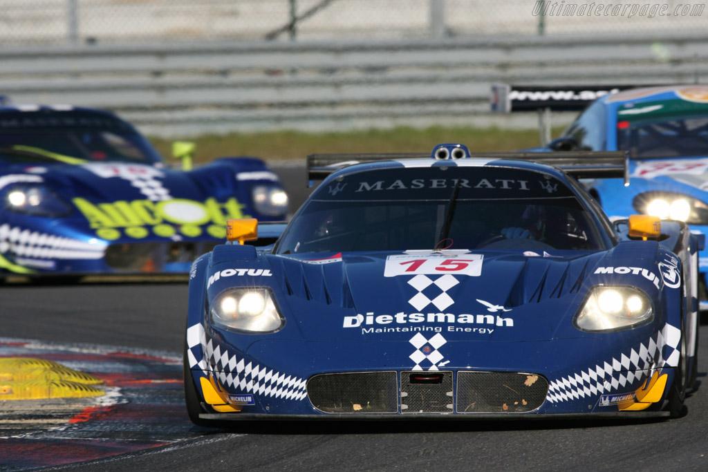 Maserati MC12 Corse - Chassis: 15444   - 2007 FIA GT Zolder