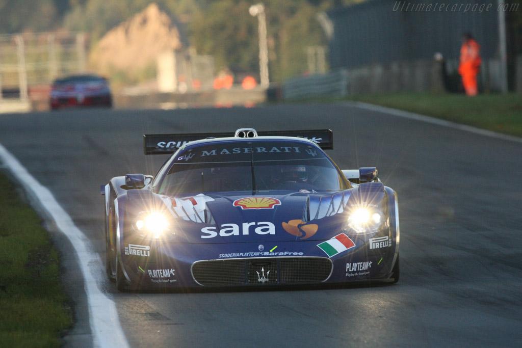 Maserati MC12 Corse - Chassis: 15443   - 2007 FIA GT Zolder