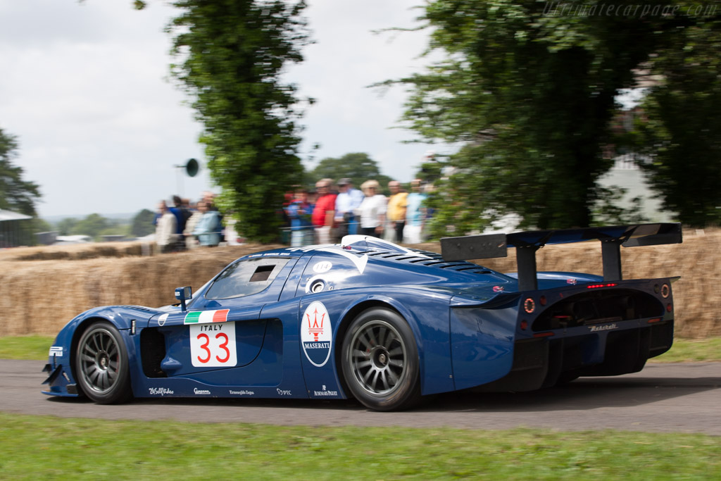 Maserati MC12 Corse - Chassis: 15442   - 2012 Goodwood Festival of Speed