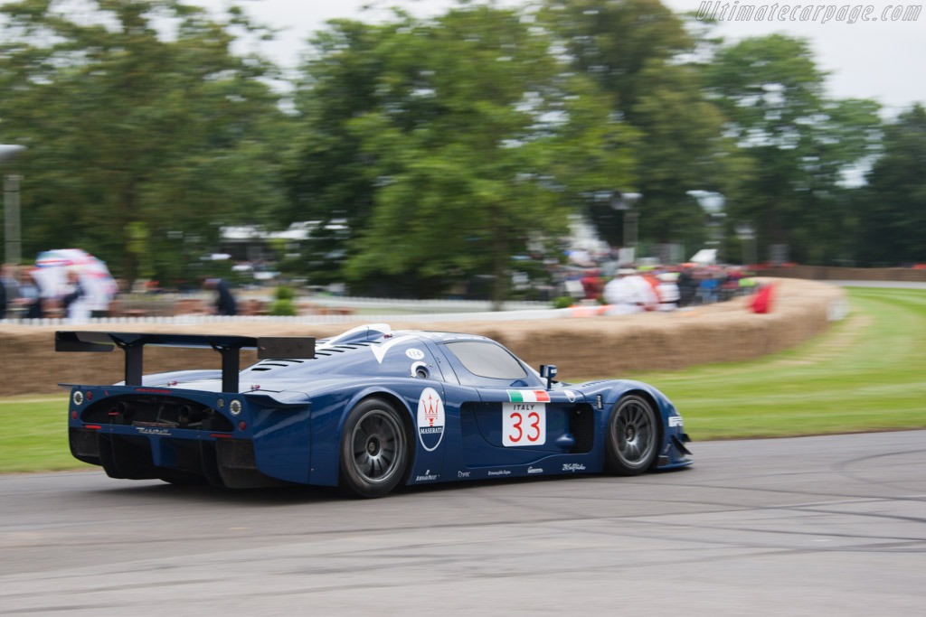 Maserati MC12 Corse - Chassis: 15442   - 2012 Goodwood Festival of Speed