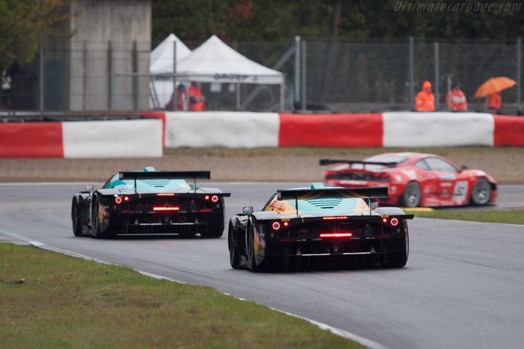Maserati MC12 Corse - Chassis: 15439   - 2009 FIA GT Zolder