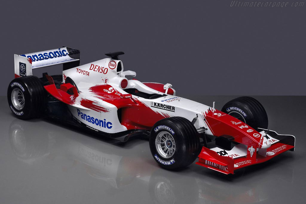 Click here to open the Toyota TF104 gallery