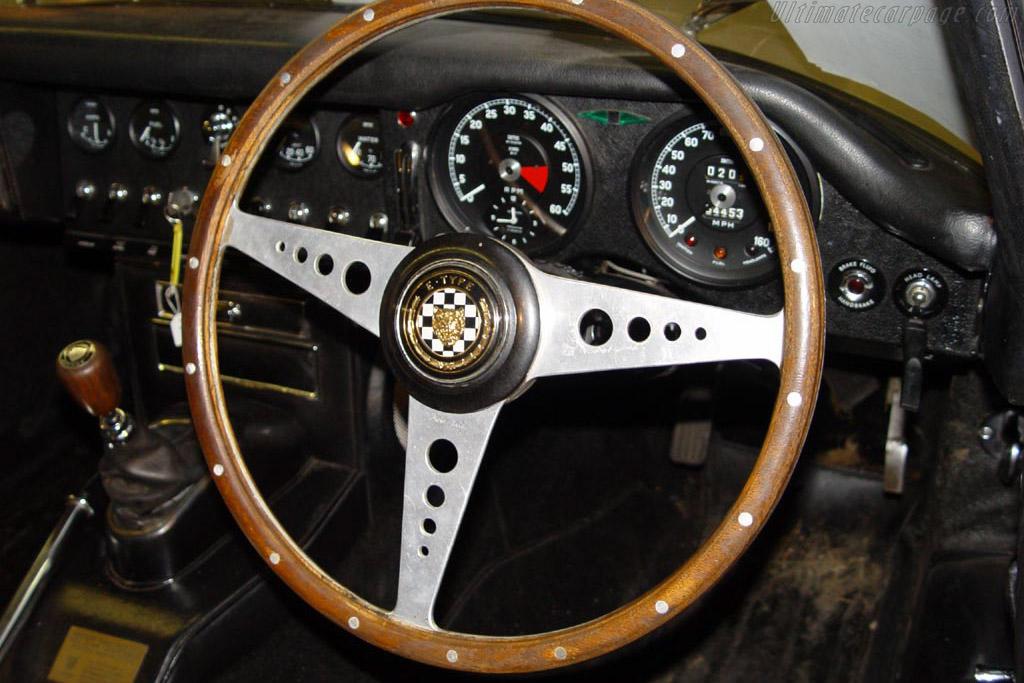 Jaguar E-Type 4.2 Frua Coupe - Chassis: 1E21041   - 2003 Concours d'Elegance Paleis 't Loo