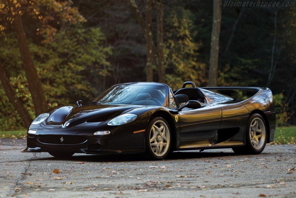 Click here to open the Ferrari F50 gallery