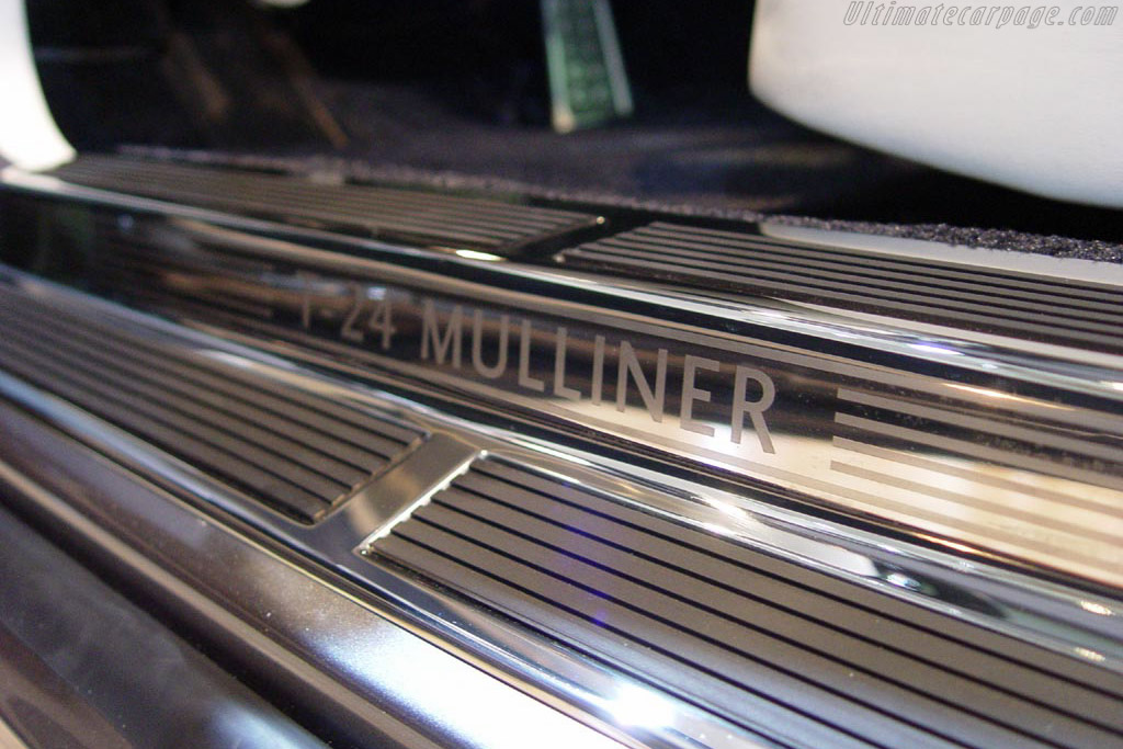 Bentley Arnage T-24 Mulliner