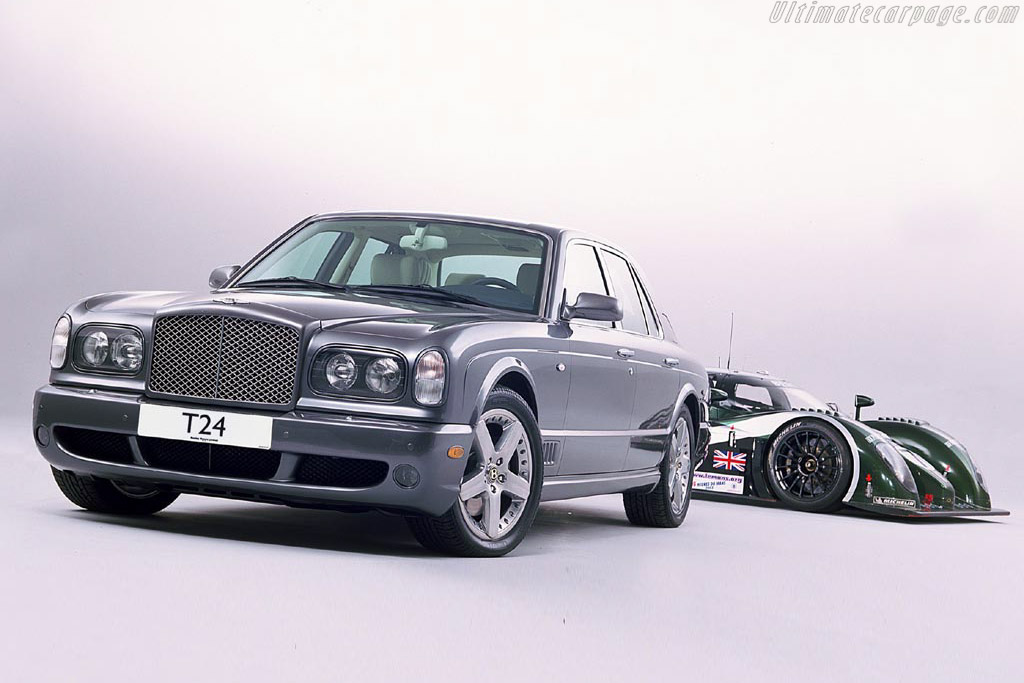 Click here to open the Bentley Arnage T-24 Mulliner gallery