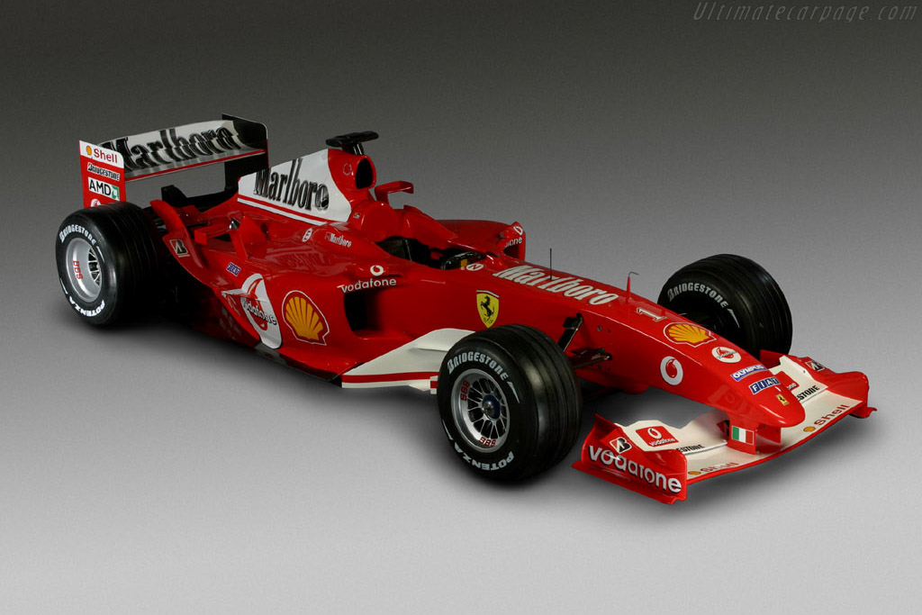 2004 Ferrari F2004 - Images, Specifications and Information