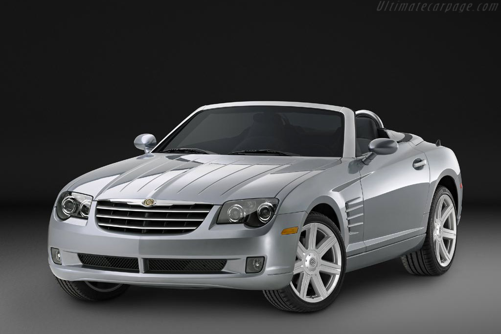 Click here to open the Chrysler Crossfire Roadster gallery