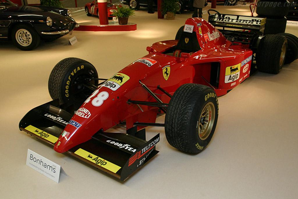 Ferrari 412 T2 - Chassis: 164   - 2004 Bonhams Gstaad Auction
