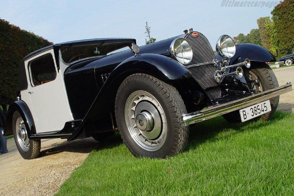 Bugatti Type 50 Million Guiet Coupe - Chassis: 50117   - 2003 Louis Vuitton Classic