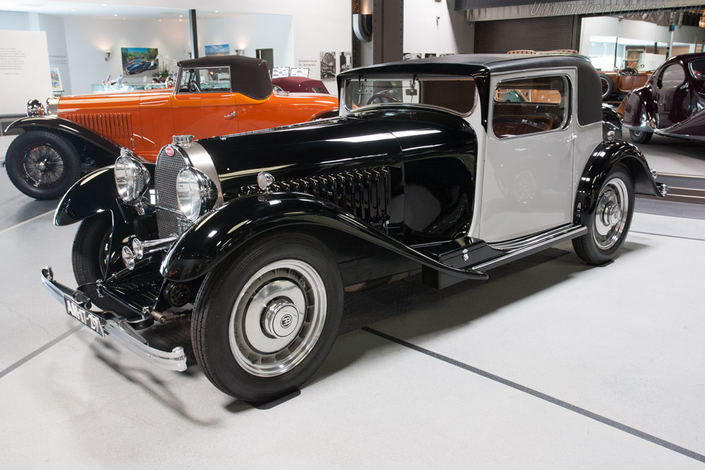 Bugatti Type 50 Million Guiet Coupe - Chassis: 50117   - Mullin Automotive Museum