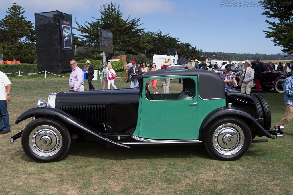 Bugatti Type 50 Million Guiet Coupe - Chassis: 50117   - 2014 Pebble Beach Concours d'Elegance
