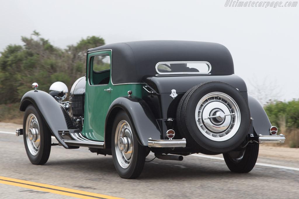 Concours D Elegance >> Bugatti Type 50 Million Guiet Coupe - Chassis: 50117 - 2014 Pebble Beach Concours d'Elegance