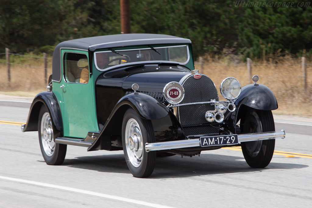 Bugatti Type 50 Million Guiet Coupe - Chassis: 50117   - 2014 Pebble Beach Concours d'Elegance