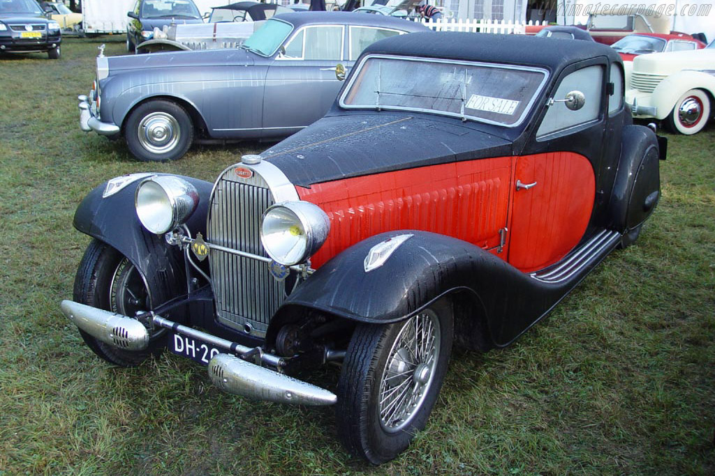 Bugatti Type 57 Ventoux - Chassis: 57239   - 2003 Concours d'Elegance Paleis 't Loo